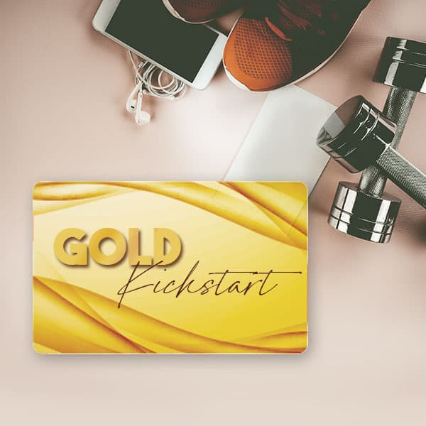 GOLD Kick-Start-Mitgliedschaft